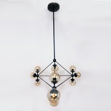 Orb 10 Light Pendant II