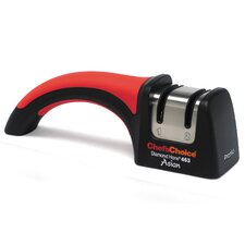 Pronto Diamond Hone Manual Sharpener for Santoku/Asian Knives