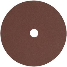"4.5"" 80 Grit High Performance Aluminum Oxide Fiber (Set of 5)"