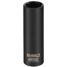 "0.38"" Drive 6-Point 0.56"" Deep Socket"