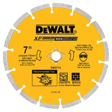 "7"" Diamond Saw Blade"