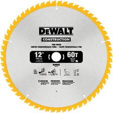 "12"" 60 Tooth Saw Blade"