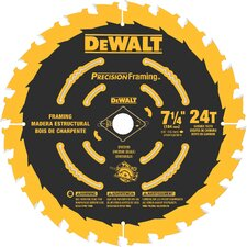 "7.25"" 40 Tooth Saw Blade"