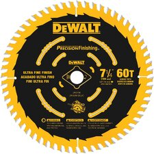 "7.25"" 60 Tooth Saw Blade"