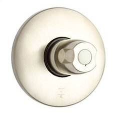 Volume Control Valve With Brushed Nickel Trim