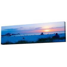 Clearwater Beach Limited Edition Canvas - Scott J. Menaul