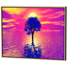 Oak Tree Framed Limited Edition Canvas - Scott J. Menaul