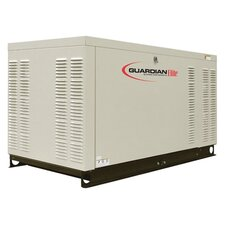 30 Kw Liquid-Cooled Single Phase 120/240 V Standby Generator