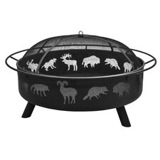 Super Sky Wildlife Fire Pit