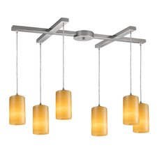 Piedra 6 Light Pendant