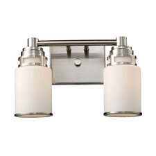 Bryant 2 Light Bathroom Vanity Light
