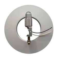 Recessed Lighting Kit in Silver
