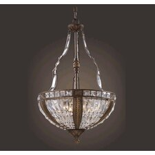 Trump Home Millwood 6 Light Inverted Pendant