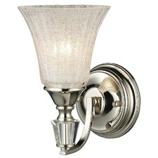 Trump Home Lincoln Square 1 Light Wall Sconce