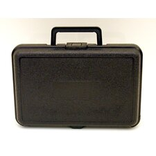 Blow Molded Case in Black: 7.5 x 11.31 x 3