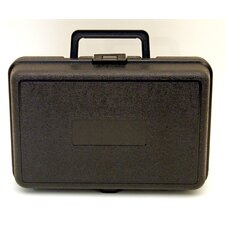 Blow Molded Case in Black: 7.5 x 11.31 x 3.75