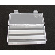 Divider Box in Translucent: 3.38 x 6.63 x 1.25