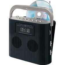 Portable CD Player with AM / FM Radio