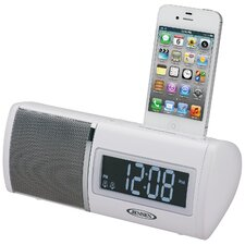 Universal Docking Digital Dual Alarm