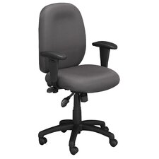 Energize Collection Mid-Back Multi Function Task Chair