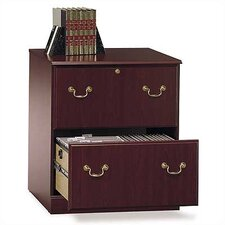 Saratoga Executive Collection - Lateral File in Cherry