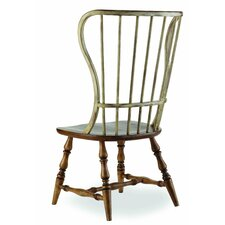 Sanctuary Spindle Back Side Chair