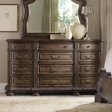 Rhapsody 12 Drawer Dresser