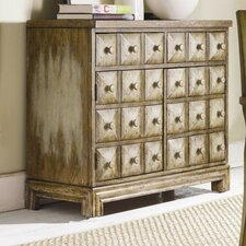 Sanctuary 2 Drawer Blockfront TV Dresser