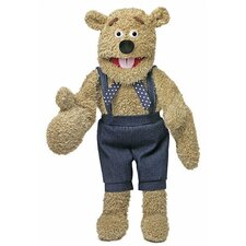"28"" Silly Bear Puppet with Mitten Hands"