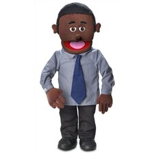 "30"" Calvin Professional Puppet with Removable Legs"