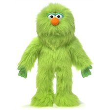 "14"" Green Monster Glove Puppet"