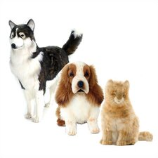 Domestic Pet Stuffed Animal Collection I