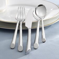 Wave 20 Piece Flatware Set