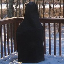 Extra Large Chiminea Cover in Black