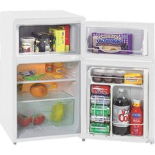 3.1 Cu. Ft. 2-Door Refrigerator
