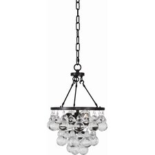 Bling 2 Light Mini Pendant