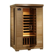 2-Person Carbon Infrared Sauna