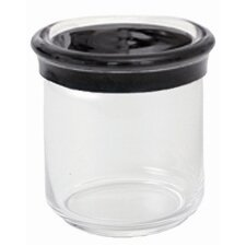 Trendy Glass Jar