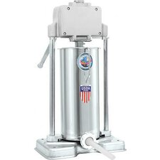 25 lbs Capacity Stainless Steel Stuffer