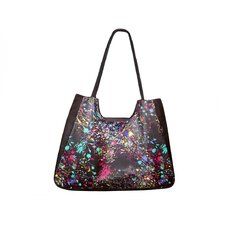 Optic Dance Scoop Tote