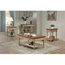 Quails Run Coffee Table Set
