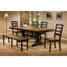 Quails Run 6 Piece Dining Set
