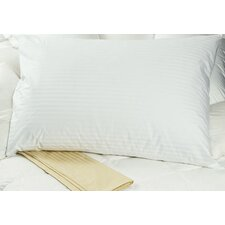 Oversized Pillow Protector in White