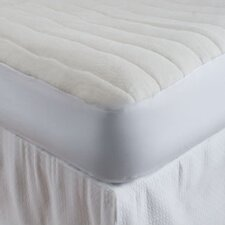 Luxurious Comfort Cotton Blend Mattress Pad