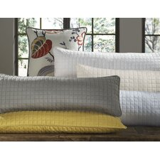Urban Egyptian Cotton Quilted Decorative Pillow Cover