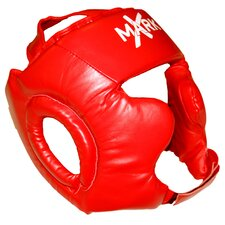 Medium / Large Protective Head Guard in Red