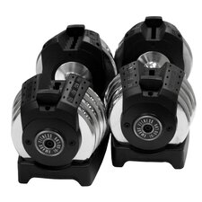 50 lbs Adjustable Dumbbells (Set of 2)