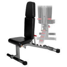 Commercial Rated Adjustable Dumbbell Weight Bench