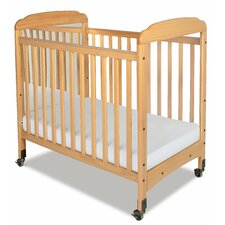 Serenity Compact Size Mirror End Crib