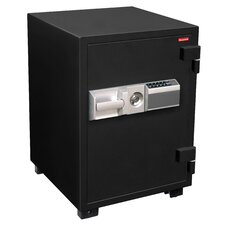 1 Hr Fireproof Electronic Lock Security Safe [2.13 CuFt]